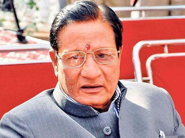 नगरीय विकास मंत्री शांति धारीवाल- फाइल फोटो - Dainik Bhaskar