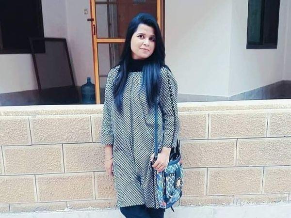 सना रामचंद्र ने कहा- मैं बेहद खुश हूं, लेकिन हैरान नहीं। मुझे बचपन से ही कामयाबी की ललक है और मैं इसकी आदी हो चुकी हूं। - Dainik Bhaskar