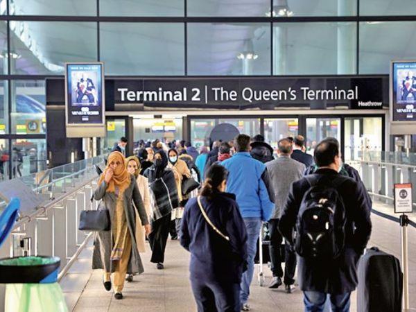 ब्रिटेन ने देशों की रेड लिस्ट बनाई तो यात्रियों ने ढूंढा नया तरीका। - Dainik Bhaskar