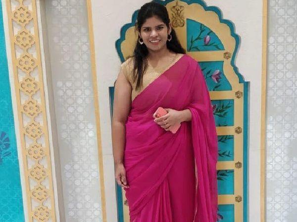 अपूर्वा नागपुर की रहने वाली हैं और यहां के सेंट्रल इंडिया कार्डिओलॉजी हॉस्पिटल में बतौर फिजिशियन काम कर रही हैं। - Dainik Bhaskar