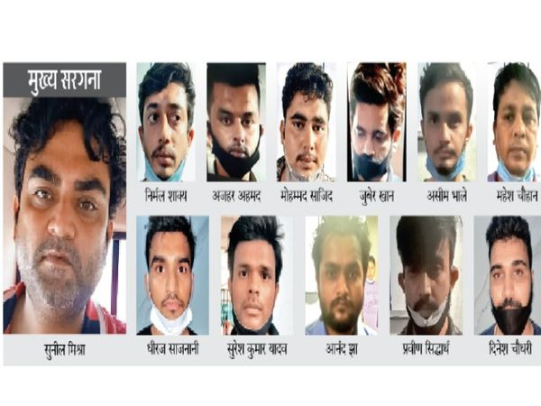 जान बचाने वाले इंजेक्शन, दवा की कालाबाजारी करने वाले 12 गुनहगार गिरफ्त में। - Dainik Bhaskar
