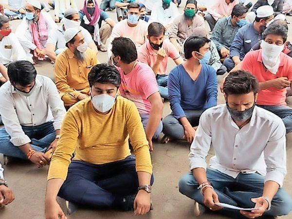 सीएम ने किसान संगठनों के विरोध पर कहा किसान मोर्चा सरकार पर निर्देश नहीं थोप सकता। - Dainik Bhaskar