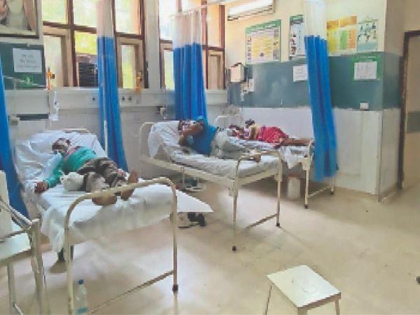 अब तक कुल संक्रमित 47882 और मृतकों की कुल गिनती 1144 तक पहुंच गई है। - Dainik Bhaskar