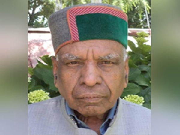 पूर्व विधायक राम सिंह की फाइल फोटो।