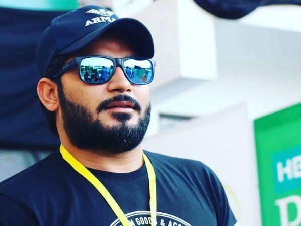 मनीष 20 मई को दुबई चले जाएंगे। उनका कहना है कि उनकी मदद का कारवां थमेगा नहीं। वे वहां से आर्थिक मदद करते रहेंगे। - Dainik Bhaskar