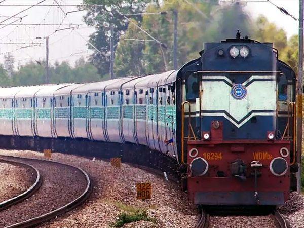 रक्सौल-सिकंदराबाद समर स्पेशल ट्रेन 10, 17, 24 और 31 मई को प्रत्येक सोमवार रक्सौल से चलेगी। (प्रतीकात्मक फोटो) - Dainik Bhaskar