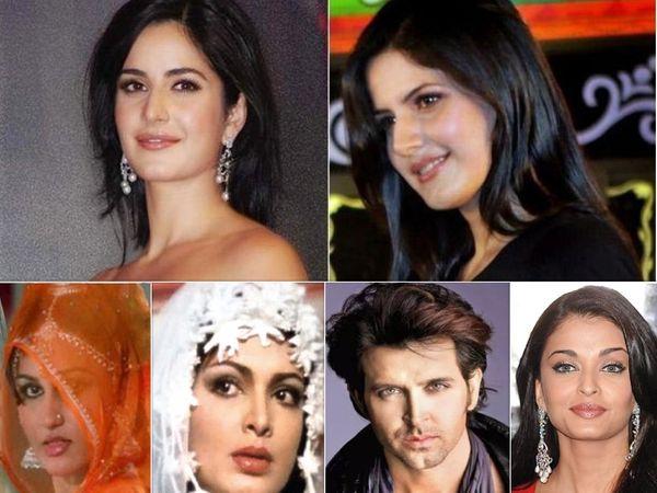 Zarine Khan- Katrina Kaif to Aishwarya Rai- Sneha Ullal, these celebs looks exactly same as other celebs | जरीन खान- कटरीना कैफ से लेकर ऐश्वर्या राय- स्नेहा उल्लाल तक, एक दूसरे से हूबहू मिलती हैं इन सेलेब्स की शक्लें - WPage - क्यूंकि हिंदी हमारी पहचान हैं