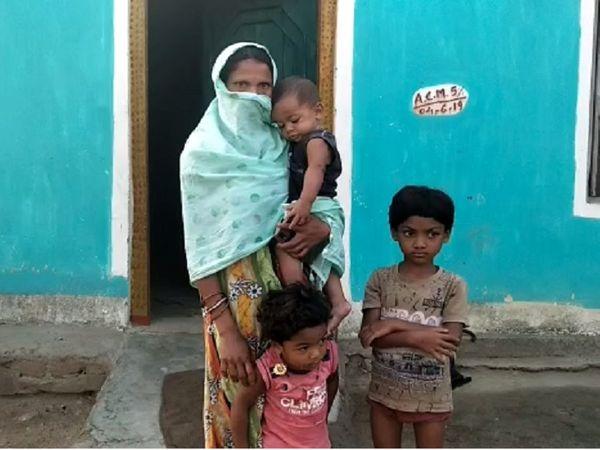 वेट्टी भीमा की पत्नी वेट्टी सेंगा ने घटना की सूचना पुलिस को दी। उसके 3 छोटे-छोटे बच्चे हैं।