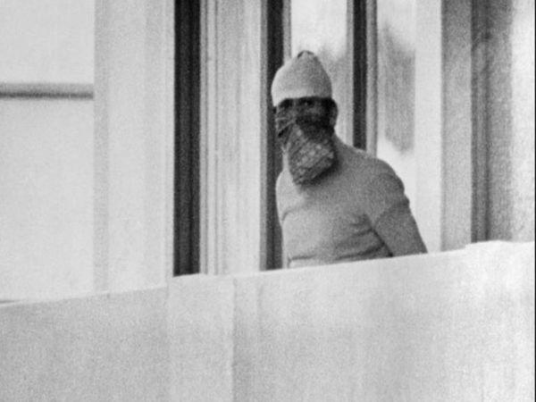म्यूनिख ओलिंपिक के दौरान हुए आतंकी हमले का एक हमलावर