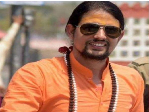 आनंद गिरी को शुक्रवार को निरंज - Dainik Bhaskar