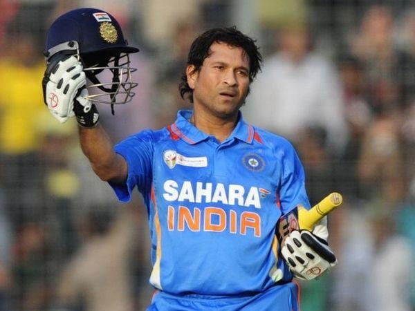 सचिन ने इंटरनेशनल क्रिकेट में 100 शतक जमाए। दुनिया में सबसे ज्यादा।