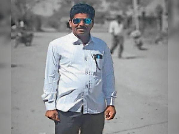 लक्ष्मण सिंह - Dainik Bhaskar
