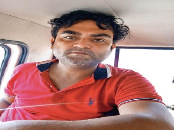 सुनील मिश्रा। - Dainik Bhaskar