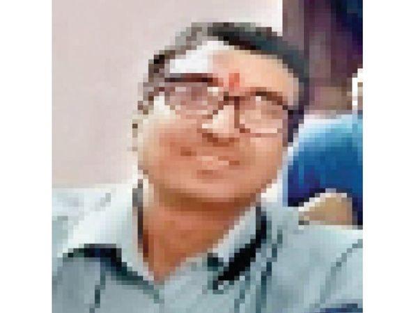 बहादुर सिंह केलवा - Dainik Bhaskar