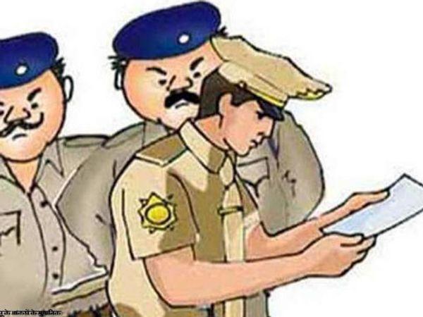 पत्नी के साथ दुष्कर्म हुआ था ये दो दिन पहले पुलिस ने बताया। - Dainik Bhaskar