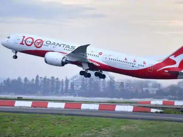रिपोर्ट्स पर सवाल उठने के बाद ऑस्ट्रेलिया सरकार ने क्वॉन्टास एयरवेज के साथ मिल कर सभी यात्रियों की जांच करवाने का फैसला किया है। - Dainik Bhaskar