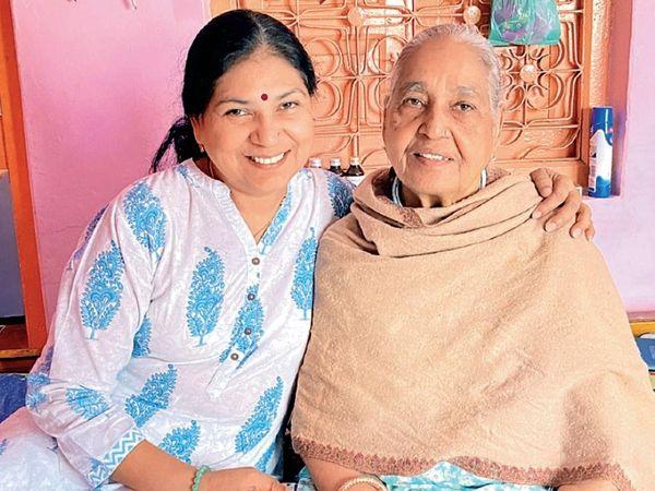 बेटी योग टीचर है, उसी की टिप्स काम आई, और हार गया कोरोना। - Dainik Bhaskar