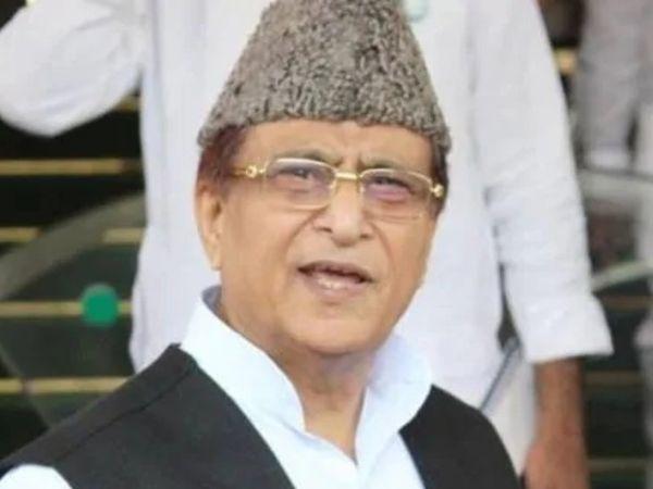 9 मई को सीतापुर जेल से आजम खान को लखनऊ के मेदांता अस्पताल में भर्ती कराया गया था। (फाइल फोटो) - Dainik Bhaskar