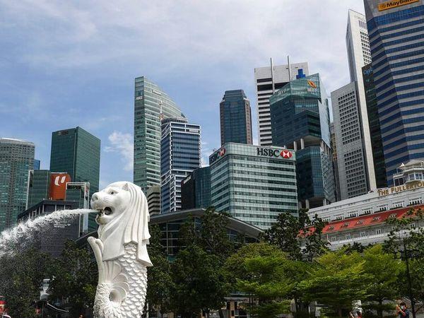सिंगापुर सरकार ने रविवार को चेतावनी देते हुए कहा कि भारत में पाया गया कोरोना वायरस का वैरिएंट बच्चों पर बुरा असर डाल सकता है। - Dainik Bhaskar