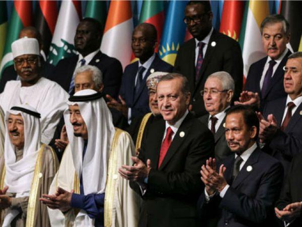 तुर्की, पाकिस्तान और मलेशिया ने 2020 में OIC जैसा मुस्लिम देशों का संगठन बनाने की कोशिश की थी। वे एक इस्लामिक टीवी चैनल भी खोलना चाहते थे। सऊदी के सख्त तेवरों ने उनके अरमान ठंडे कर दिए थे।