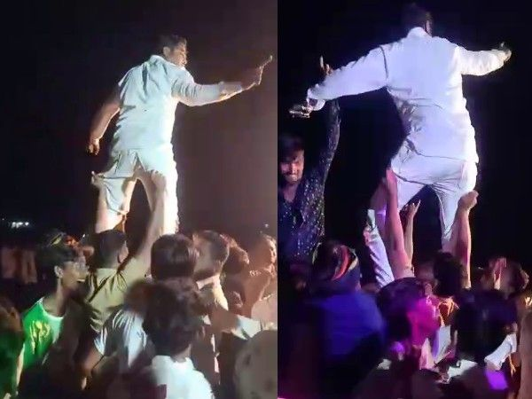 इस घटना का वीडियो सामने आने के बाद पुलिस ने आरोपी को अरेस्ट कर पिस्तौल को जब्त कर लिया है। - Dainik Bhaskar