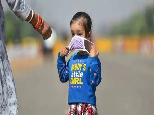 2019 में जारी हुए सैंपल रजिस्ट्रेशन सिस्टम के मुताबिक 46.9 फीसदी लोग भारत में 25 साल से कम उम्र के हैं। थर्ड वेव की जद में भारत की 35-38 फीसदी आबादी आ सकती है, जिनमें बड़ी संख्या बच्चों और किशोरों की होगी।