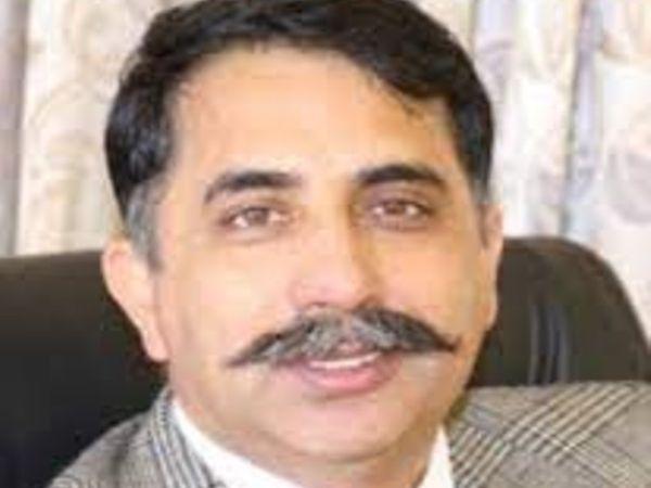 न्यायाधीश कंवर चिराग भानु सिंह - Dainik Bhaskar