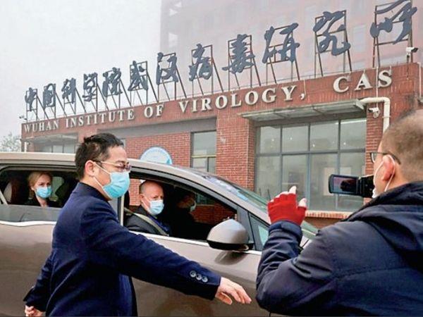कुटिल चीन ने बताया- वायरस का पहला केस दिसंबर 2019 में मिला, यह झूठ था। - Dainik Bhaskar