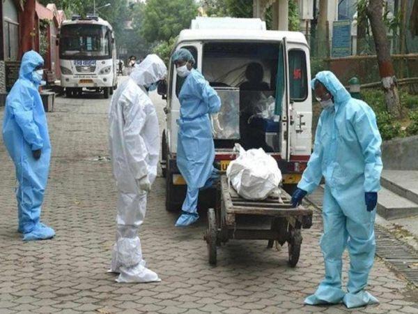 महाराष्ट्र में मृत्यु दर 1.6 प्रतिशत है। हालांकि, रिकवरी रेट बढ़कर 92.8 प्रतिशत तक पहुंच चुका है। - Dainik Bhaskar