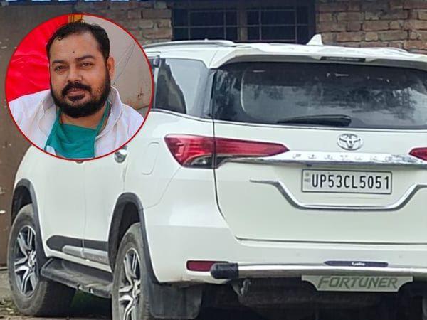 पुलिस टीम माफिया को गिरफ्तार करने सहजनवां इलाके के कालेसर पहुंची, लौटना पड़ा बैंरग। - Dainik Bhaskar