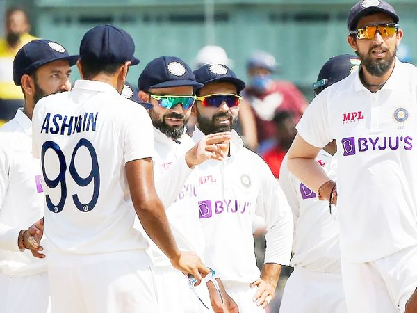 The Test Championship final between India and New Zealand will be played at The Aegis Bowl ground in Southampton from 18 June.  - Dainik Bhaskar