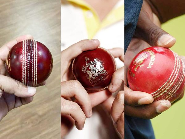 SG is used in the Indian sub-continent, Kookaburra in Australia and Duke Ball in England.