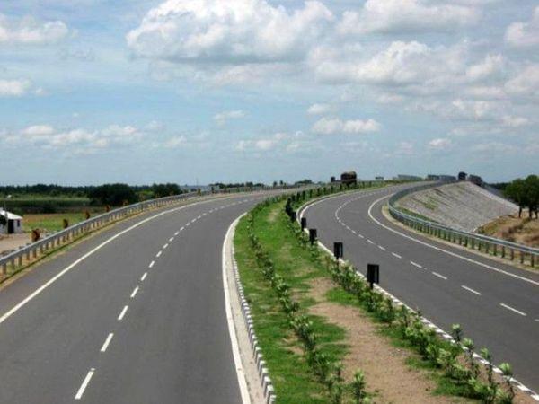 दिल्ली-हरिद्वार हाईवे पर अलग-अलग स्थानों पर दो सड़क हादसों में हुई मौत। - Dainik Bhaskar