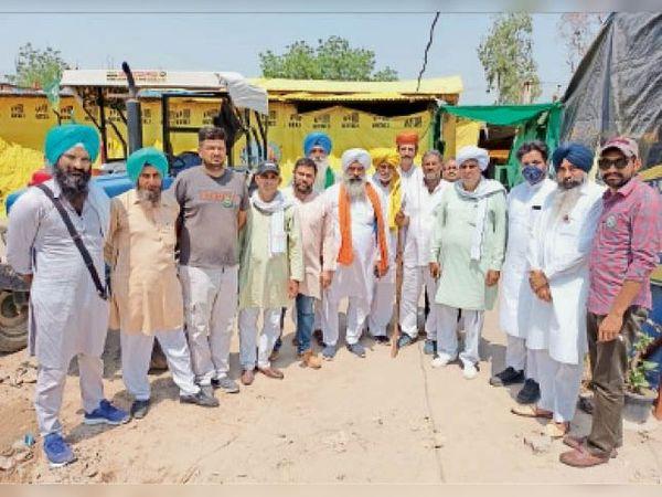 भारतीय किसान यूनियन लोकशक्ति ने लिया फैसला - Dainik Bhaskar