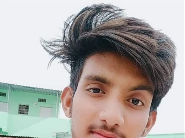 मृतक शैलेंद्र कुशवाह। - Dainik Bhaskar