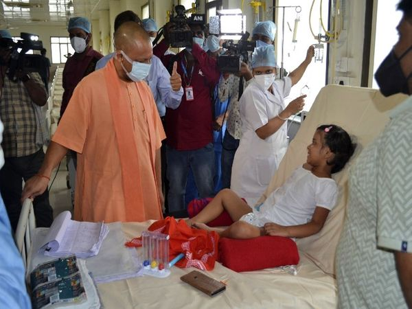यूपी के मुख्यमंत्री योगी आदित्यनाथ की मंशा भांप कर जिले का स्वास्थ्य महकमा एलर्ट मोड पर।  (फाइल फोटो) - Dainik Bhaskar