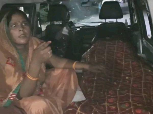 लापरवाही से गर्भवती महिला की मौत। - Dainik Bhaskar