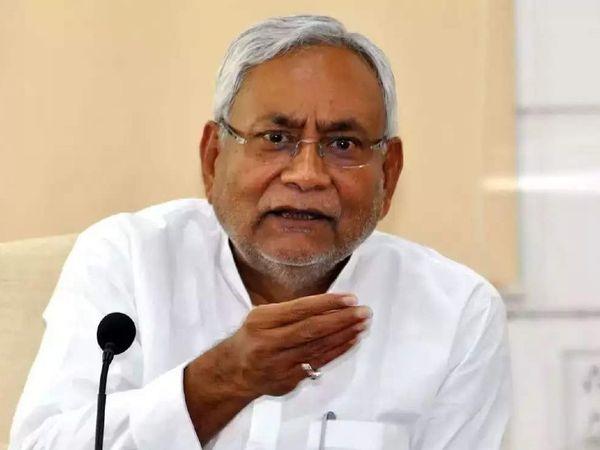 मुख्यमंत्री नीतीश कुमार। (फाइल इमेज) - Dainik Bhaskar
