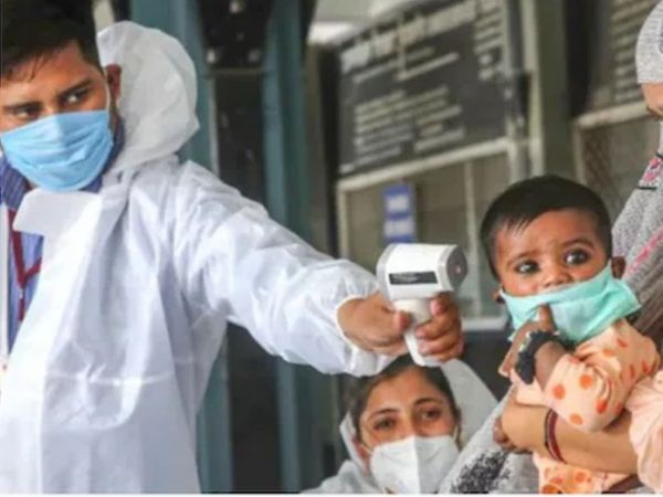 कोरोना के बाद दिल्ली एनसीआर के बच्चों में मल्टी-सिस्टम इंफ्लैमेटरी सिंड्रोम (एमआईएस-सी) नाम की बीमारी कहर बरपा रही है। - Dainik Bhaskar