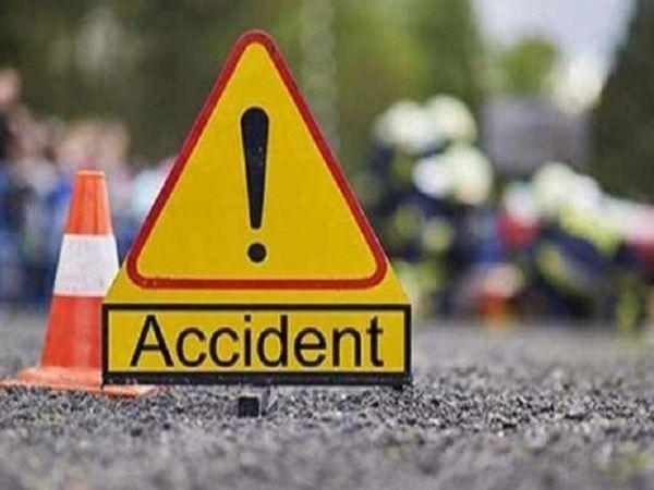 पुलिस ने पड़ोसी की शिकायत पर अज्ञात वाहन चालक के खिलाफ मामला दर्ज कर लिया है। - Dainik Bhaskar