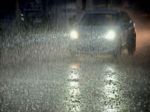 आज भी बारिश संभव - Dainik Bhaskar