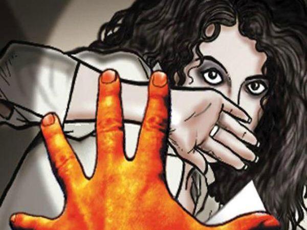 बठिंडा में एक  लड़की के साथ उसके मामा के द्वारा दुराचार किए जाने से उसके गर्भवती हो जाने का मामला सामने आया है। -सिंबॉलिक इमेज - Dainik Bhaskar