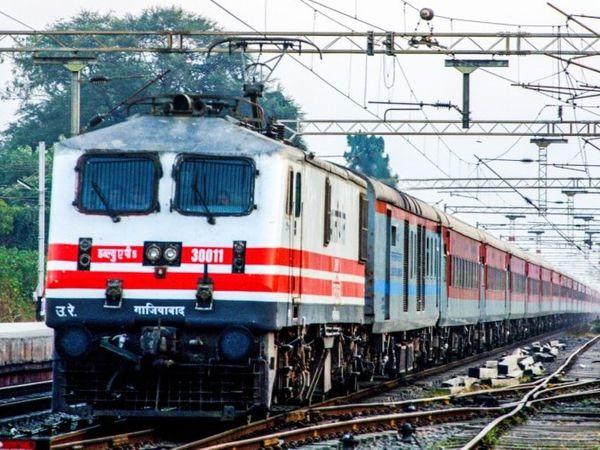 भोपाल रेल यात्रियों को ट्रेन के फेरों में बढ़ोतरी। - प्रतीकात्मक फोटो - Dainik Bhaskar