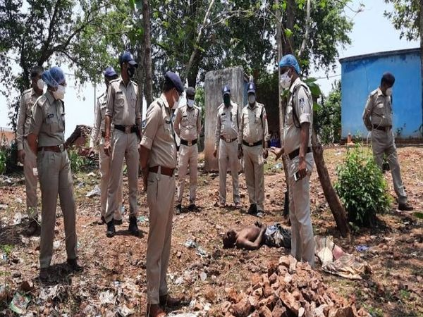 पुलिस ने आरोपियों को किया गिरफ्तार। - Dainik Bhaskar