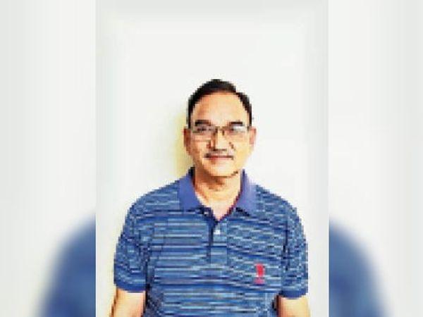 एक्सपर्ट - डाॅ. शैलेंद्र भाटी, सह आचार्य मनाेविज्ञान - Dainik Bhaskar