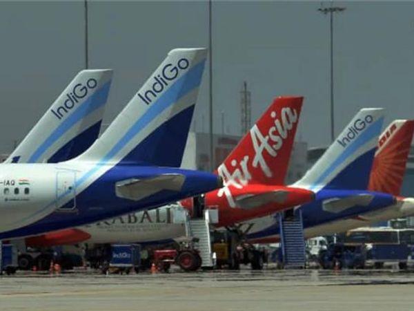 2020 में यात्रियों के उग्र व्यवहार की घटनाओं में काफी बढ़ोतरी हुई है। - Dainik Bhaskar