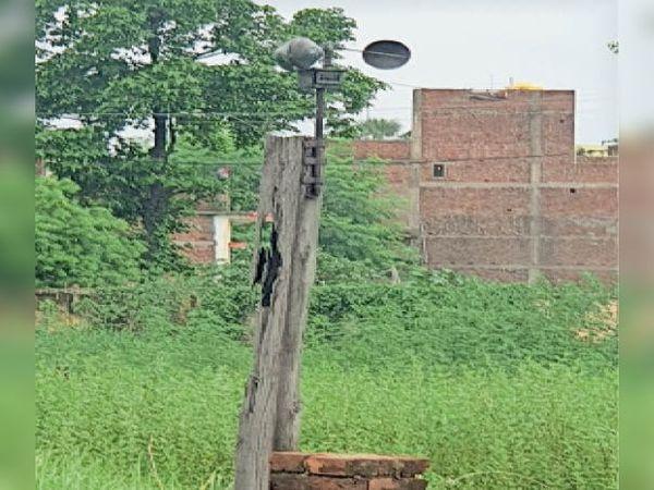 वर्षा मापने का यंत्र। - Dainik Bhaskar