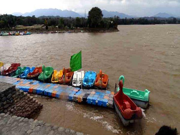 शहर में आज दोपहर बाद बारिश के आ� - Dainik Bhaskar