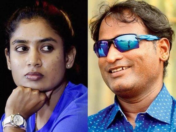 2018 टी-20 वर्ल्ड कप में हार के बाद मिताली ने आरोप लगाया था कि पोवार उनका करियर खत्म करना चाहते हैं। - Dainik Bhaskar