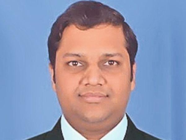 पानीपत. आई स्पेशलिस्ट डाॅ. कानव गुप्ता। - Dainik Bhaskar
